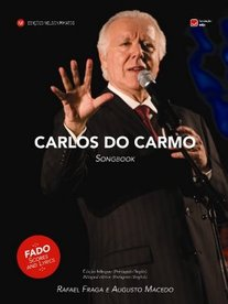 Carlos do Carmo Songbook_Rafael Fraga